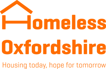 Large logo orange