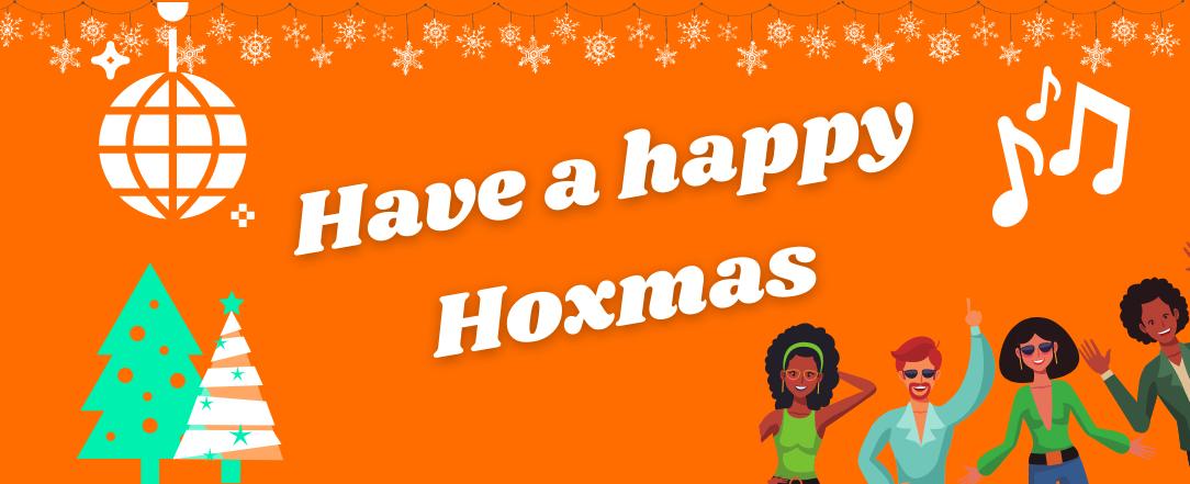 Have a happy hoxmas