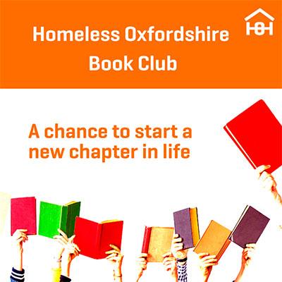 Homeless Oxfordshire Book Club